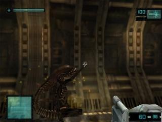 Screenshot Thumbnail / Media File 1 for Alien Resurrection [U]